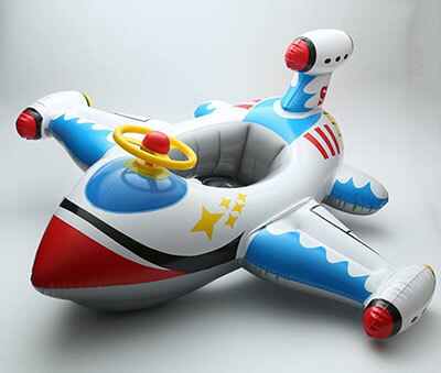 Micord Inflatable Baby Water Float