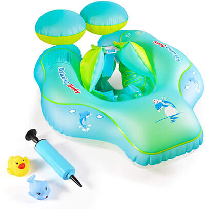 Fivtyily Baby Pool Float