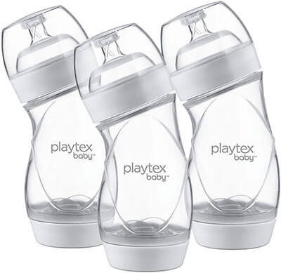 Playtex 9 Ounce Baby Ventaire Bottles