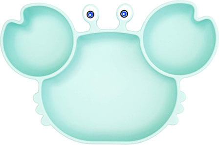 Linowos Silicone Suction Plate for Toddlers