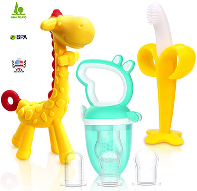 Share&Care Food Pacifier