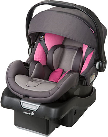 Safety 1st onboard 35 Air-360 Infant Car Seat